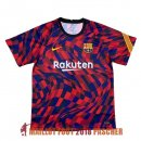 maillot barcelone formation 2020-2021 camouflage rouge bleu fonce