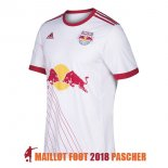maillot red bull salzburg 2017-2018 domicile