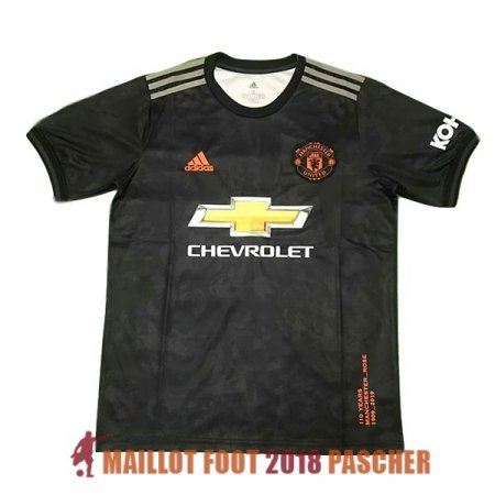 maillot manchester united 2019-2020 third
