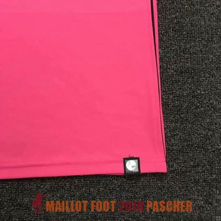 maillot liverpool gardien 2018-2019 rose