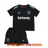 maillot west ham united enfant 2017-2018 exterieur
