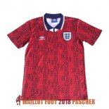 maillot angleterre retro 1992-1993 exterieur