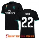 maillot real madrid isco 2017-2018 exterieur