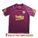 maillot barcelone formation 2019-2020 violet