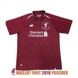 maillot liverpool champions edition commemorative 2019-2020 rouge