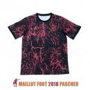 maillot espagne formation 2020-2021 camouflage rose