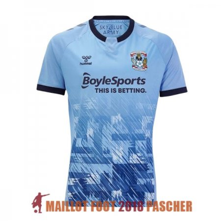 maillot coventry city 2020-2021 domicile
