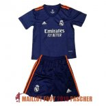 maillot real madrid enfant 2021-2022 exterieur
