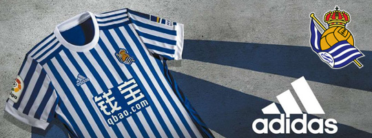 maillot real sociedad pas cher
